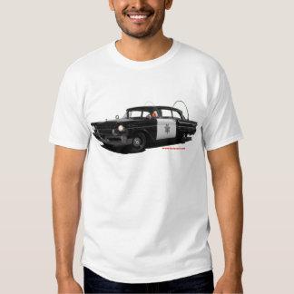 Mercury-monterey-carretera-patrulla-car 1957 playeras