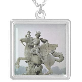 Mercury on Pegasus  1701-02 Personalized Necklace