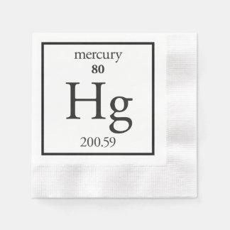 Mercury Paper Napkins