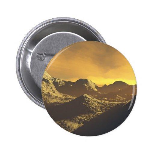 Mercury Pinback Buttons