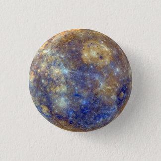 Mercury Planet Pin