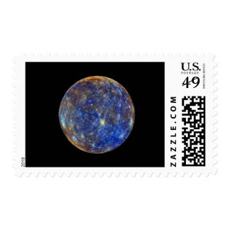 Mercury Postage Stamps