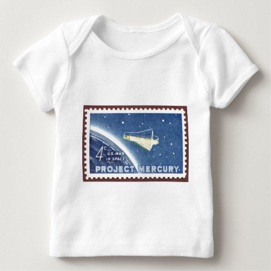 Mercury Project Baby T-Shirt