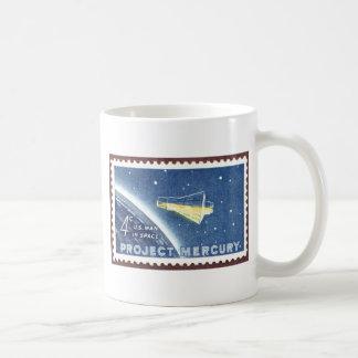 Mercury Project Coffee Mug