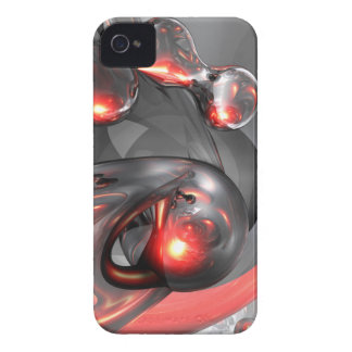Mercury Rising Abstract Blackberry Bold Case