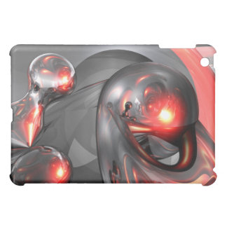 Mercury Rising Abstract  Cover For The iPad Mini