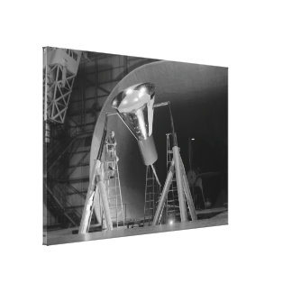 Mercury Space Capsule Undergoes Testing 1959 Gallery Wrap Canvas