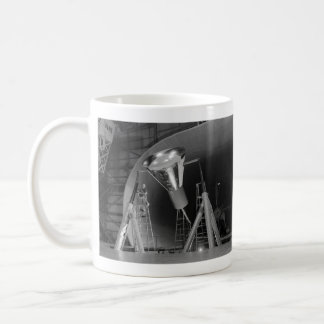 Mercury Space Capsule Undergoes Testing 1959 Coffee Mug