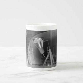 Mercury Space Capsule Undergoes Testing 1959 Tea Cup