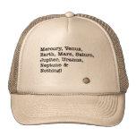 Mercury, Venus ... & Nothing! Trucker Hat