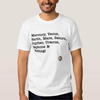 ¡Mercury, Venus… y nada! Poleras