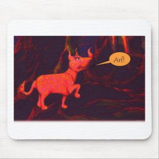 Mercury's Dog Mouse Pad