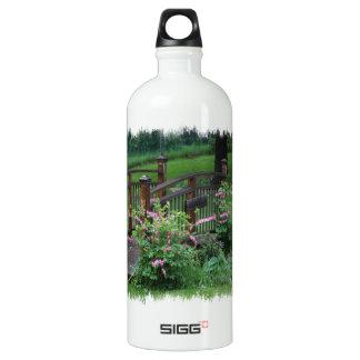 Mercury's Garden Aluminum Water Bottle