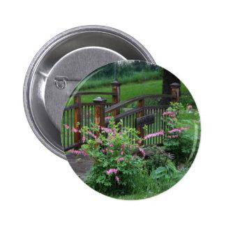 Mercury's Garden Button