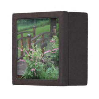 Mercury's Garden Jewelry Box