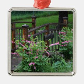 Mercury's Garden Metal Ornament