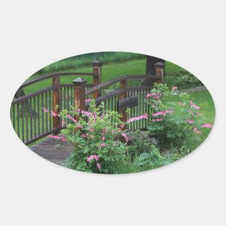 Mercury's Garden Sticker