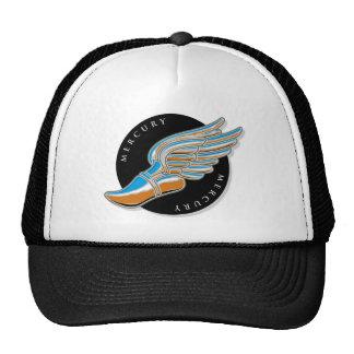 Mercury's Wings Mesh Hats