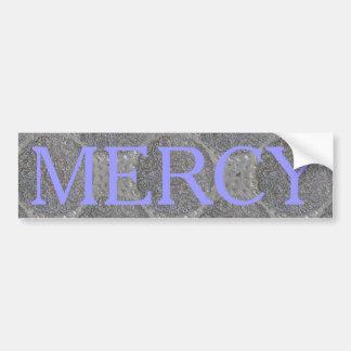 Mercy Bumper Sticker