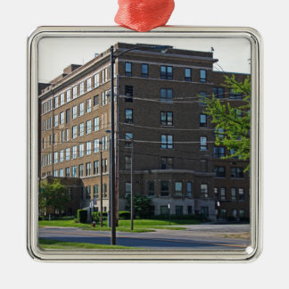 Mercy College Metal Ornament