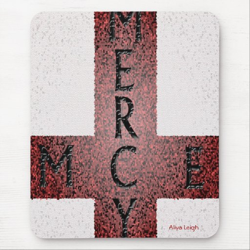Mercy Me Mouse Pad