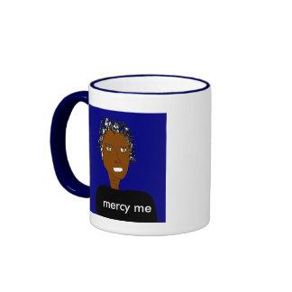 Mercy Me Ringer Mug