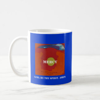 MERCY - PSALM 51 COFFEE MUG