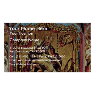 Mercy Seat By Polack Jan (Best Quality) Double-Sided Standard Business Cards (Pack Of 100)