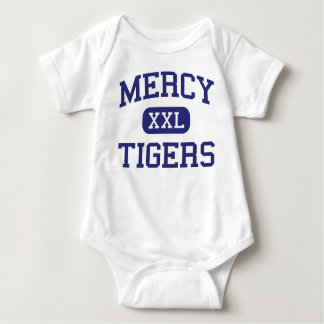 Mercy - Tigers - High - Middletown Connecticut T Shirt