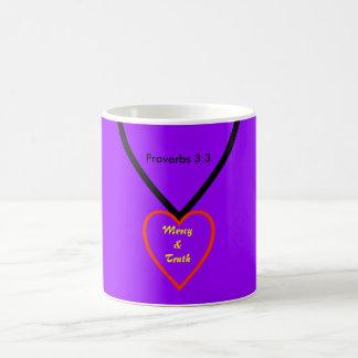 Mercy & Truth Coffee Mug