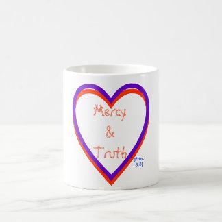 Mercy & Truth (Prov. 3:3) Coffee Mug