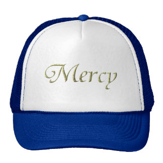 """Mercy"" Virtues Product Trucker Hat"