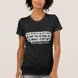 Merecemos mejor del engranaje de Barack Obama Camiseta