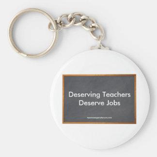 Mereciendo los profesores merecen los trabajos ll