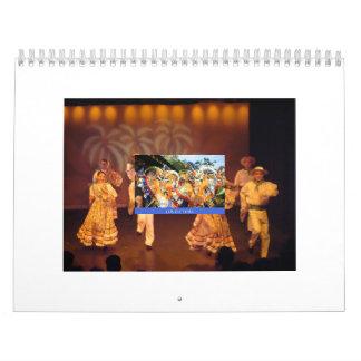Merengue1, Domrep carnaval Calendar