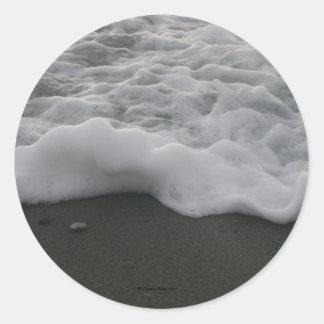 Merengue del océano pegatinas