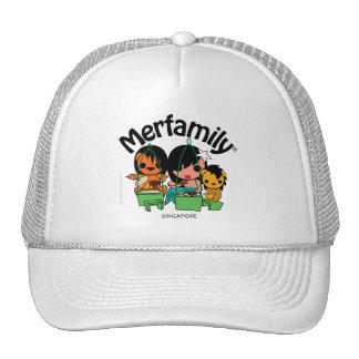 Merfamily® Singapore Satay Trucker Hat
