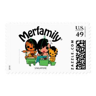 Merfamily® Singapur Satay Franqueo