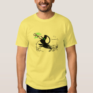 Merganser GAK!  Green Admin Geek Love Shirt