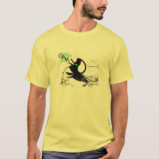 Merganser GAK!  Green Admin Geek Love T-Shirt