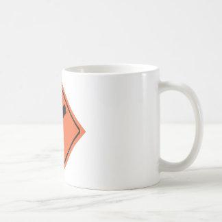 merge classic white coffee mug