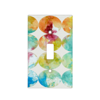 Merging Color II Light Switch Cover