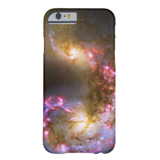 Merging Galaxies - The Antennae Galaxies picture Barely There iPhone 6 Case