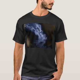 Merging Luminous Brown Storm Fronts T-Shirt