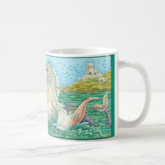 Merhorse Bay - Sea Horse Family MUG Fantasy
