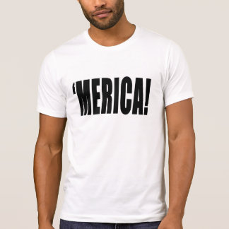 ¡'MERICA! ¡(América)… SÍ! Camisetas