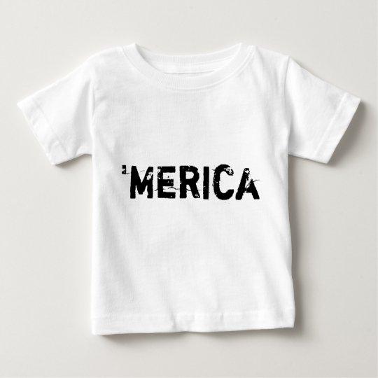 'merica baby shirt