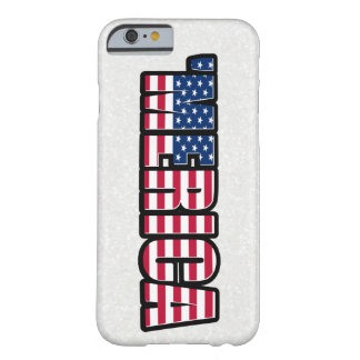 MERICA BARELY THERE iPhone 6 CASE