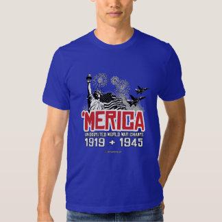 'Merica - campeones indiscutibles de la guerra Camisas