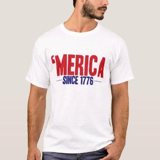 'MERICA, desde 1776 camiseta
